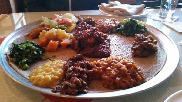 Axum Ethiopian | Restaurant