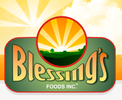 Blessing's Foods Inc. | Online store