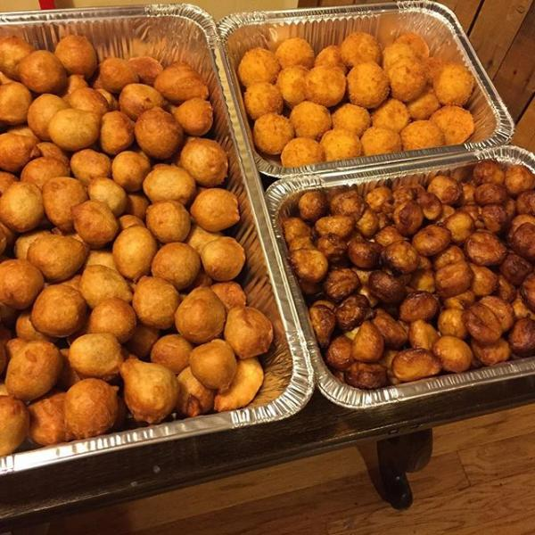 Sholly's Small Chops