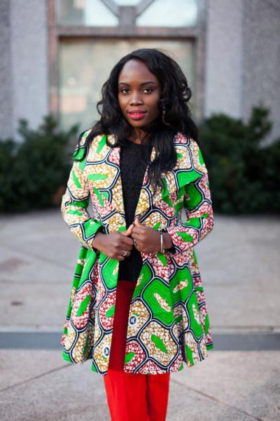 YETUNDE SARUMI | fashion