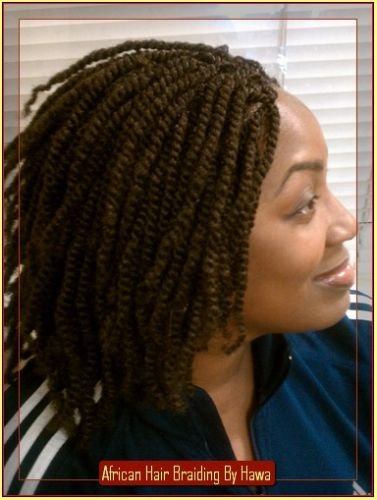 African Hair Braiding by Hawa | Hair Stylist