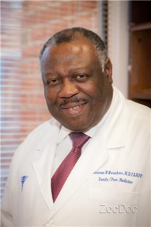 Dr. Christian N. Nwankwo, MD | Family Medicine