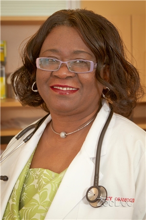 Dr. Mercy A. Obamogie, MD | Family Medicine