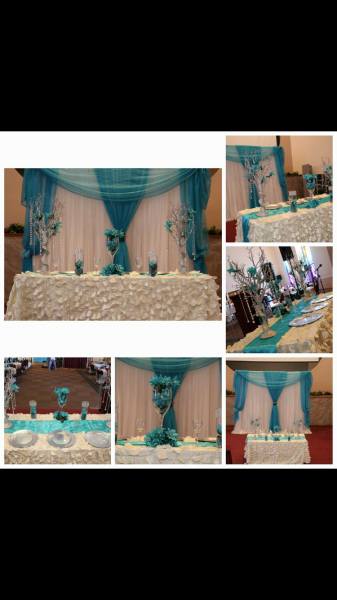 Theresa Kallon | Event Decorator